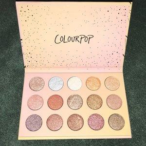 Colourpop shadow palette